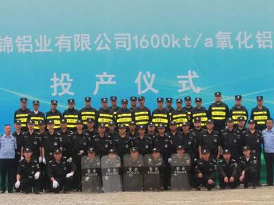 贵州华锦铝业 临时安保